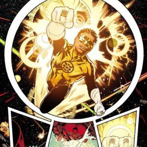 Gold-Lantern-image-300x300 The Next Hot Comic: Legion of Super-Heroes #6