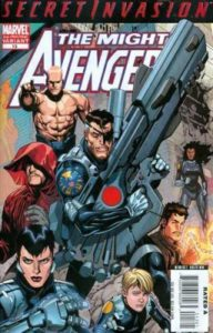 Mighty-Avengers-13-second-print-192x300 Will the Secret Warriors Preface the MCU's Secret Invasion?