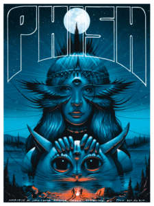 Phish-poster-Soto-225x300 The Gig Poster Art of Jeff Soto