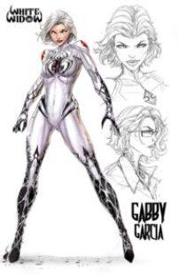 Pic-2-193x300 Character Spotlight:  White Widow (Absolute Comics)