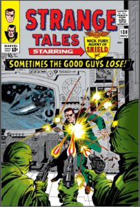 Strange-Tales-138-203x300 More Reasons to Want Strange Tales #138