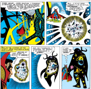 Strange-Tales-138-page-15-300x293 More Reasons to Want Strange Tales #138