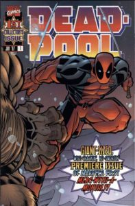 deadpool-1-197x300 Ten MORE Key Newsstand Variants from The 1990s Comic Boom