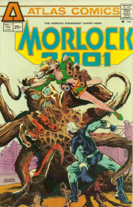 more-193x300 Atlas Comics One Year Update!