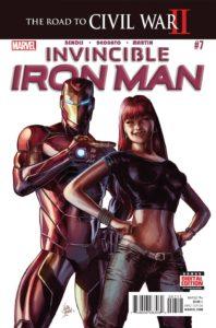 683406_invincible-iron-man-7-198x300 Ironheart: The MCU's Next Breakout Star