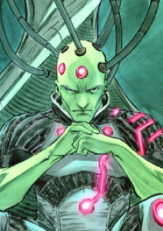 Brainiac_DC_Comics-212x300 Comic Book Ownership: Inventory Control