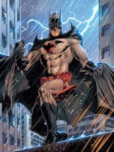 Flashpoint-Batman-art-225x300 Did Michael Keaton Open the Door for Flashpoint Batman?
