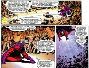 God-Loves-Man-Kills-Magneto-panel-300x229 A Metaphor for Civil Unrest: the X-Men