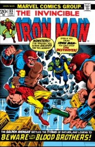 Iron-Man-55-cover-194x300 Why Iron Man #55 Will Spike Again
