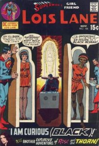 Lois-lane-203x300 What Should We Do With Comics Depicting Racism?