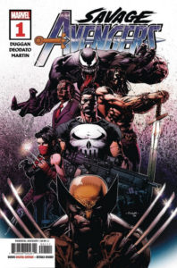 Savage-Avengers-198x300 Will Wolverine Be an X-Man in the MCU?