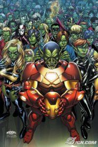 Secret-Invasion-art-200x300 The Next Big Thing: New Avengers #1