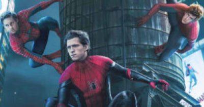 Spider-Man-Spider-Verse-Live-Action-Poster-Holland-300x158 Five Spider-Men We Want To See In Spider-Verse 2