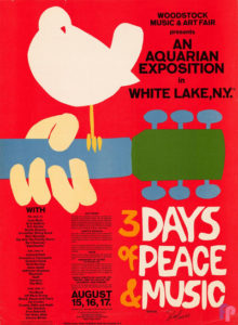Woodstock-220x300 Authenticating Concert Posters