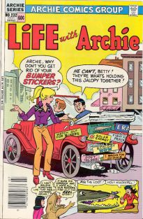 archie Restored Books: A Metaphor in Car Ownership