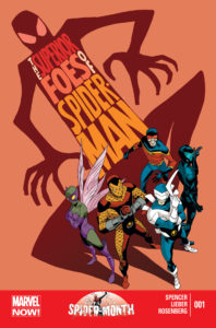 clean-1-198x300 The Superior Foes of Spider-Man Are Sony's Secret Weapon