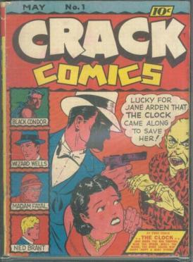 crack-comics A Humble Proposal for Comics Depicting Racism