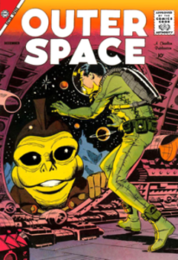 dick-giordano-outer-space-cover-206x300 Comic Art: Perspective