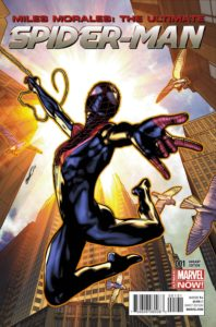 mm-ult-spider-1-1-25-198x300 MORE Miles Morales Comics to be Hunting