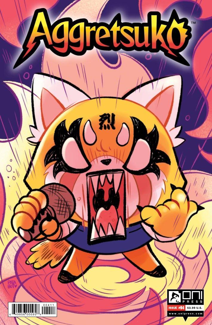 AGGRETSUKO-4-MARKETING-01 ComicList Previews: AGGRETSUKO #4