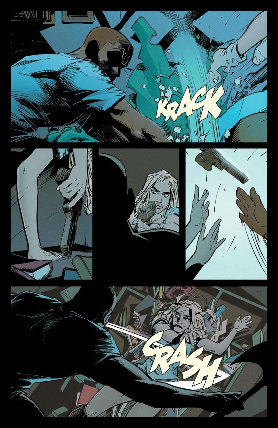 Angel_012_PRESS_3 ComicList Previews: ANGEL AND SPIKE #12