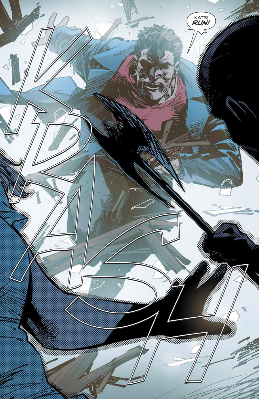 Angel_012_PRESS_4 ComicList Previews: ANGEL AND SPIKE #12