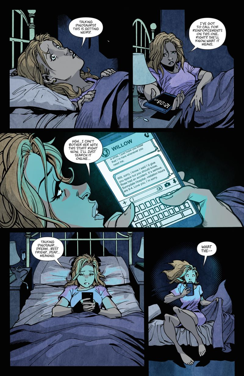 Buffy_016_PRESS_8 ComicList Previews: BUFFY THE VAMPIRE SLAYER #16