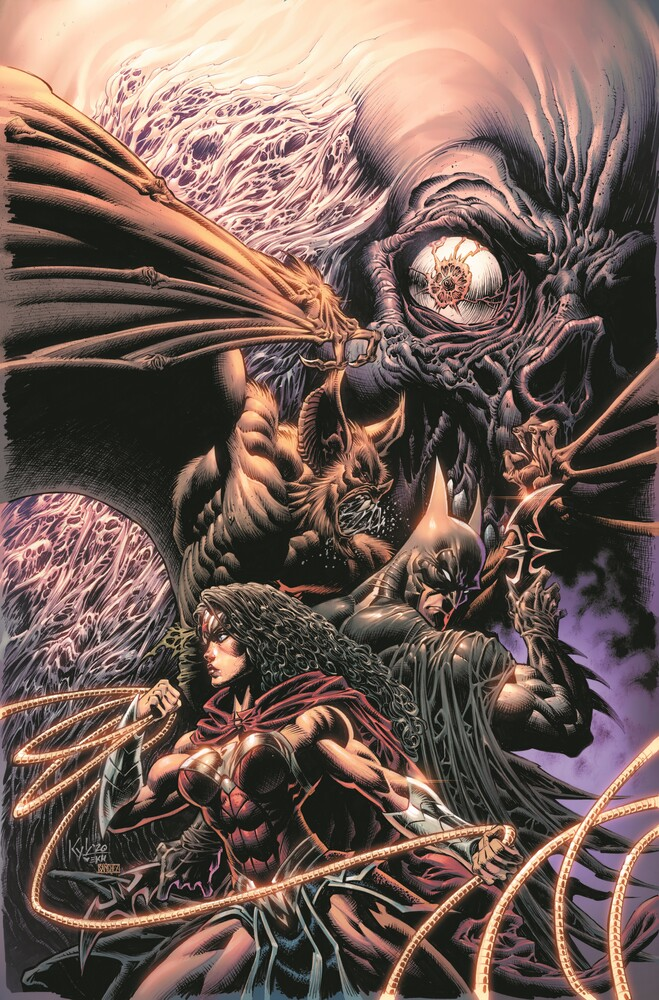 DC-Doomed_Damned_5f06665f46f257.17166270 DC Comics to release two new Halloween anthology titles