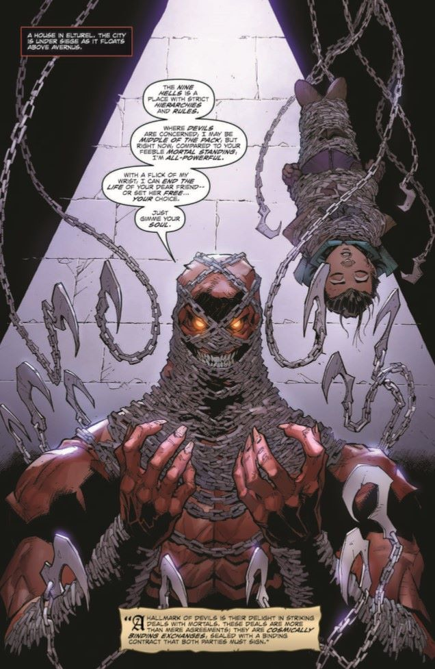 DD_IT04-pr-3 ComicList Previews: DUNGEONS AND DRAGONS INFERNAL TIDES #4