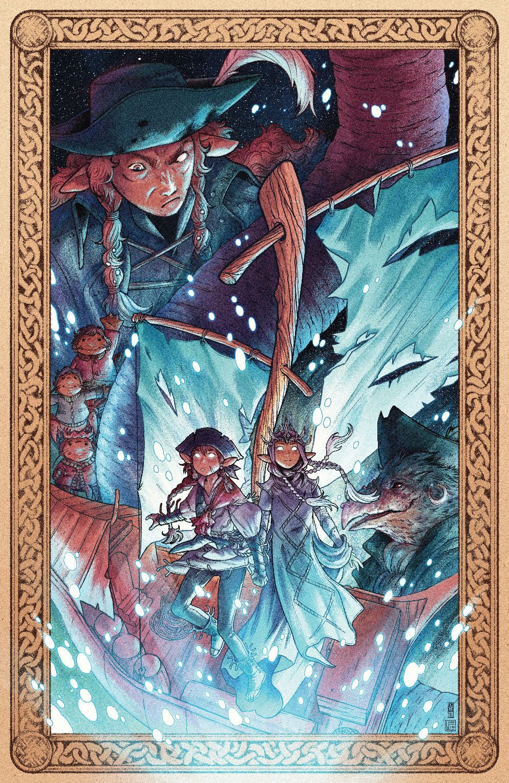 DarkCrystal_AgeResistance_009_Cover_Variant_001 ComicList: BOOM! Studios New Releases for 07/15/2020