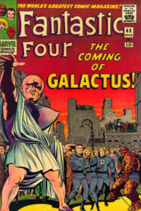 FF-48 Comic Book Trends: The First Half of 2020
