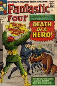 FF32-198x300 The MCU May Have a Fantastic Four Problem