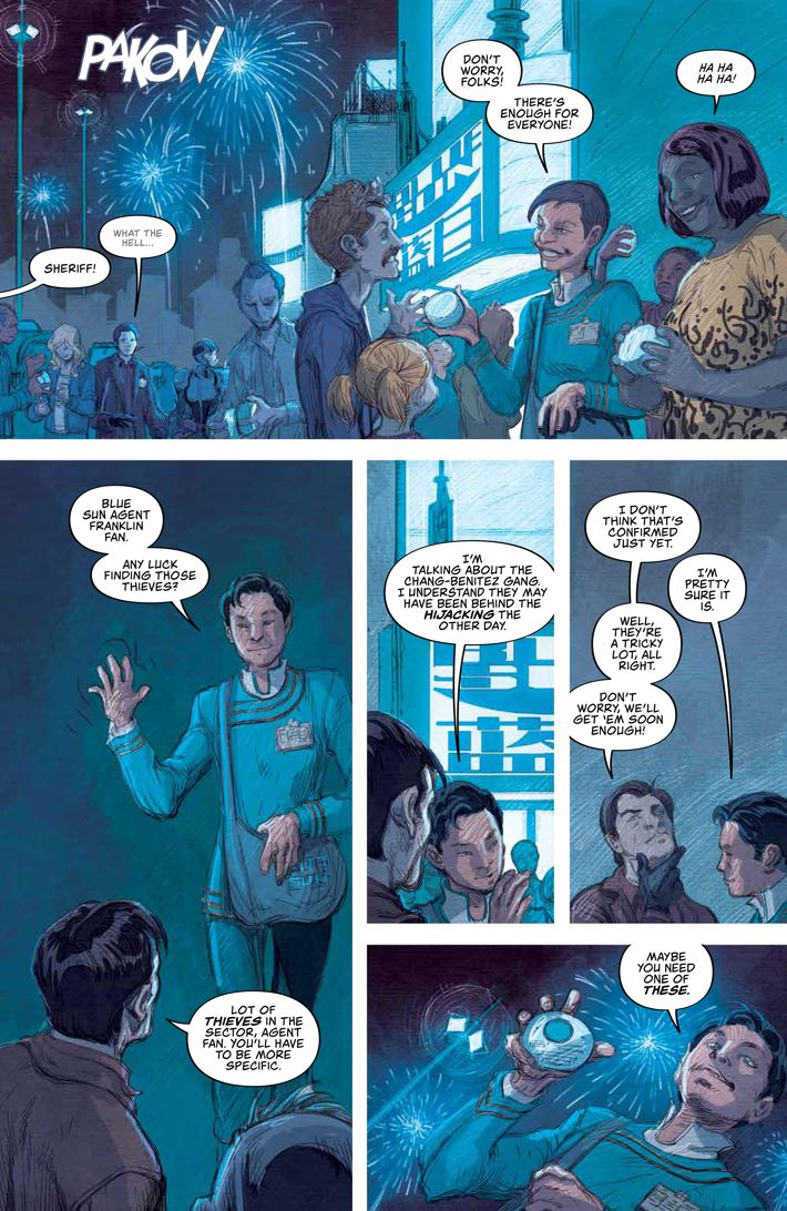 Firefly_017_PRESS_5 ComicList Previews: FIREFLY #17