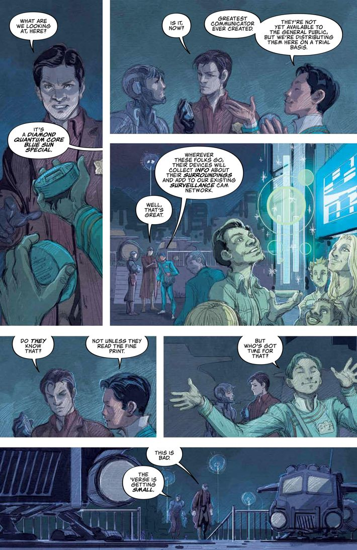 Firefly_017_PRESS_6 ComicList Previews: FIREFLY #17