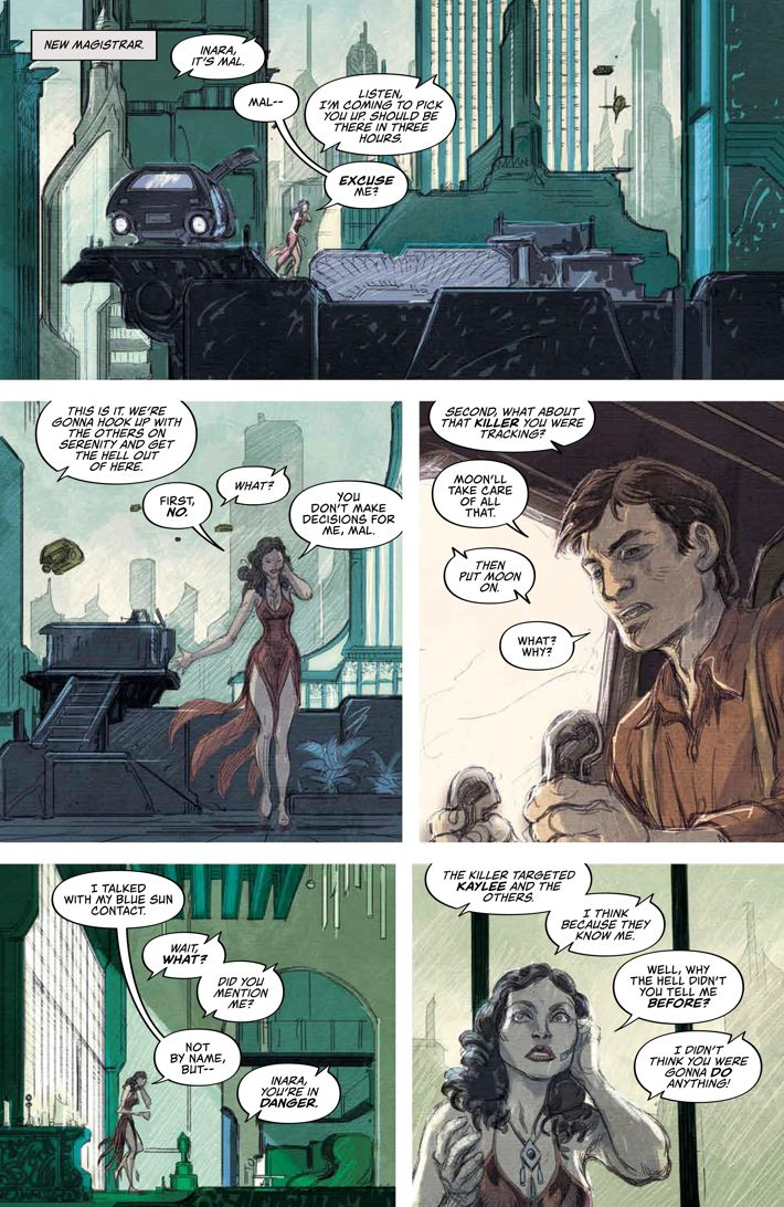 Firefly_017_PRESS_8 ComicList Previews: FIREFLY #17
