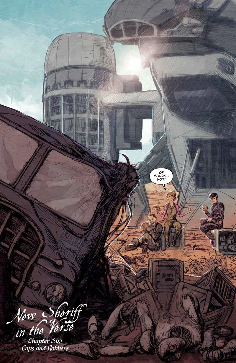 Firefly_018_PRESS_5 ComicList Previews: FIREFLY #18