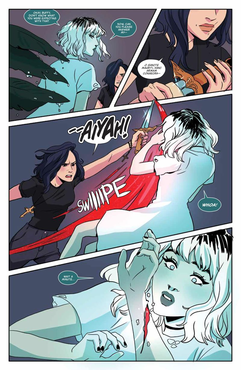GhostedinLA_011_PRESS_7 ComicList Previews: GHOSTED IN L.A. #11
