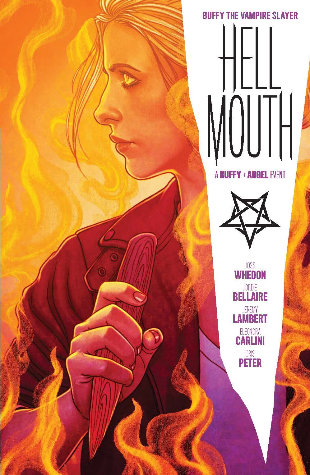 Hellmouth_SC_Cover ComicList Previews: BUFFY THE VAMPIRE SLAYER HELLMOUTH TP