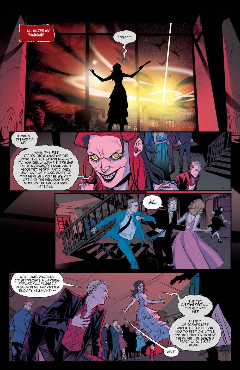 Hellmouth_SC_PRESS_10 ComicList Previews: BUFFY THE VAMPIRE SLAYER HELLMOUTH TP