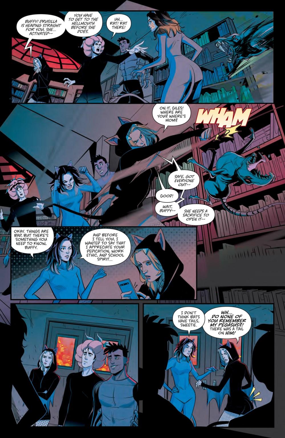 Hellmouth_SC_PRESS_15 ComicList Previews: BUFFY THE VAMPIRE SLAYER HELLMOUTH TP