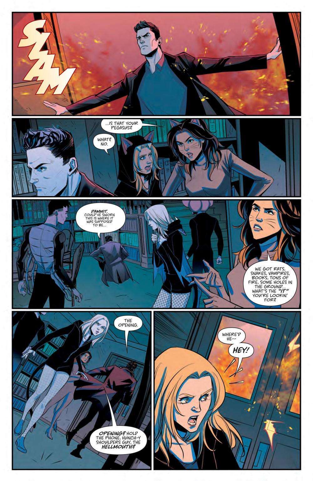 Hellmouth_SC_PRESS_16 ComicList Previews: BUFFY THE VAMPIRE SLAYER HELLMOUTH TP