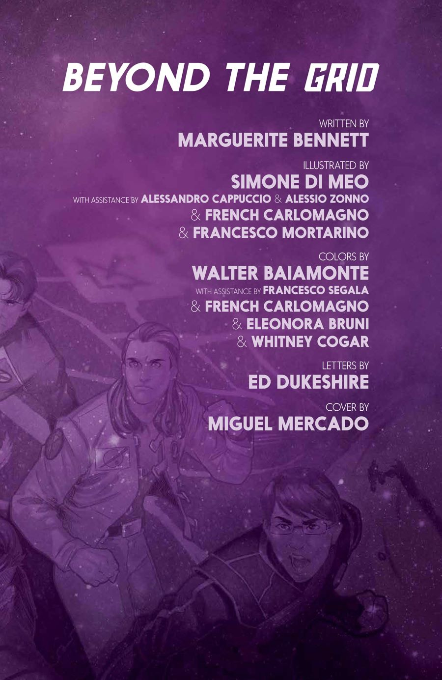 MMPR_BeyondGrid_SC_PRESS_7 ComicList Previews: MIGHTY MORPHIN POWER RANGERS BEYOND THE GRID TP