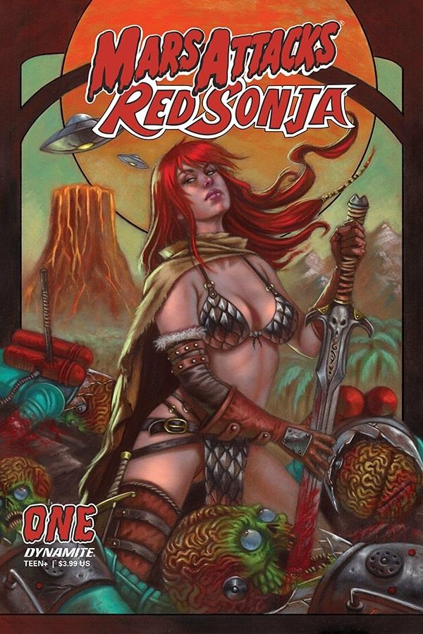 MarsAttacksRS-01-01041-D-Strati_1 MARS ATTACKS RED SONJA; Red Sonja almost certainly retaliates