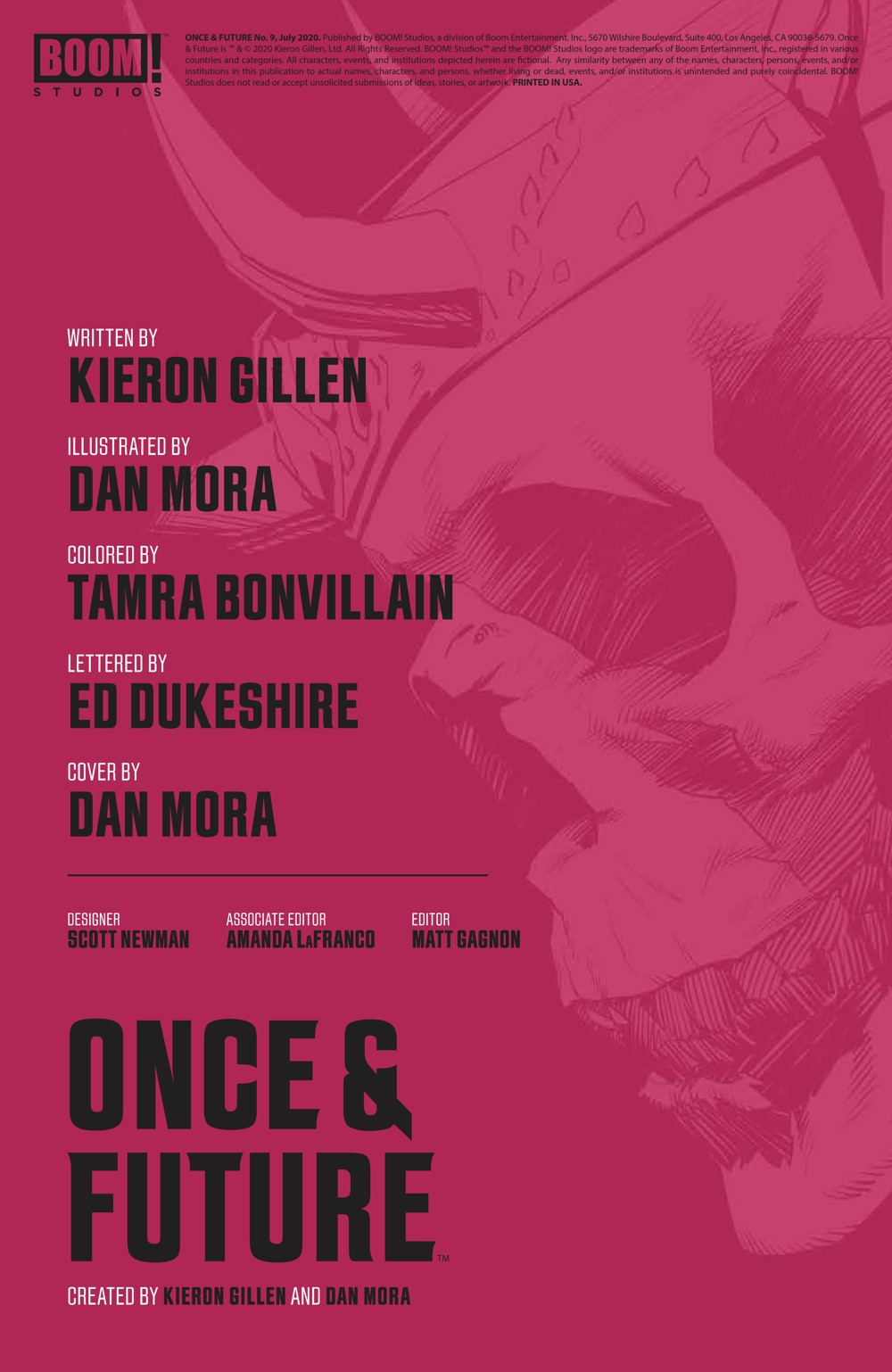 OnceFuture_009_PRESS_2 ComicList Previews: ONCE AND FUTURE #9