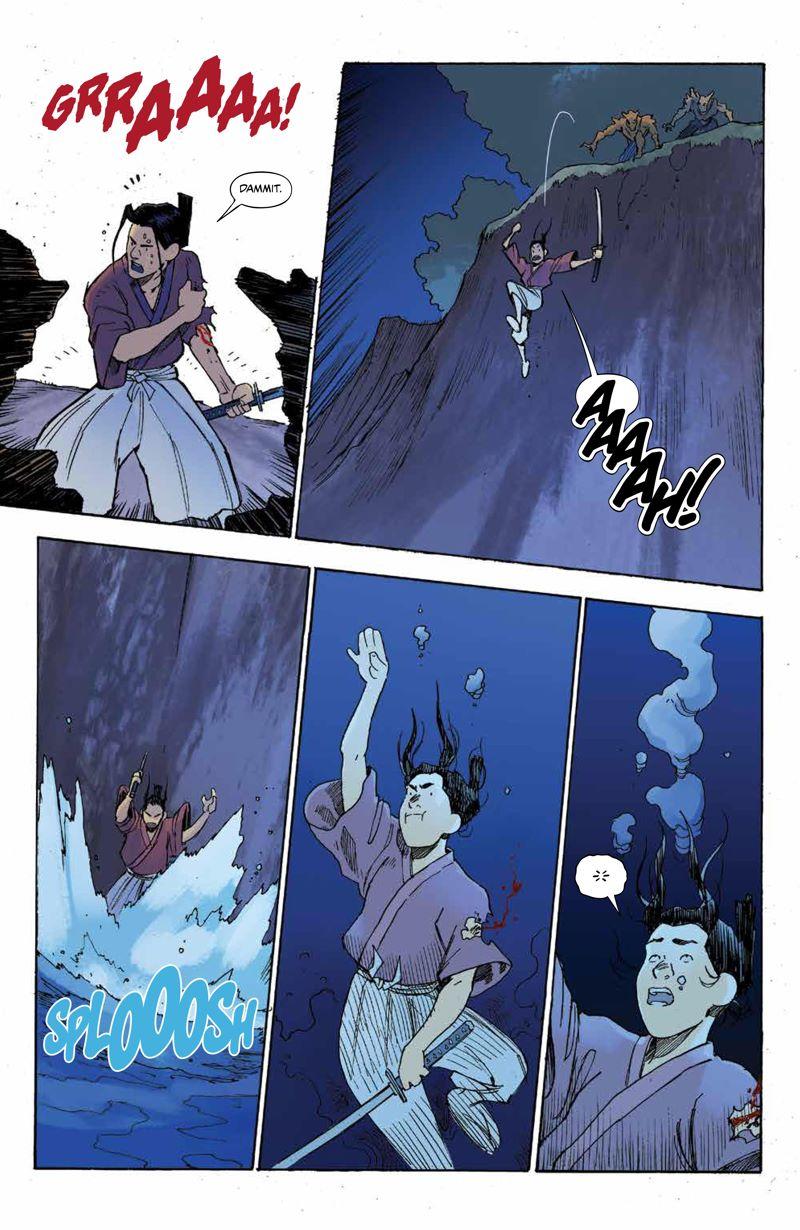 RoninIsland_v2_SC_PRESS_15 ComicList Previews: RONIN ISLAND VOLUME 2 TP