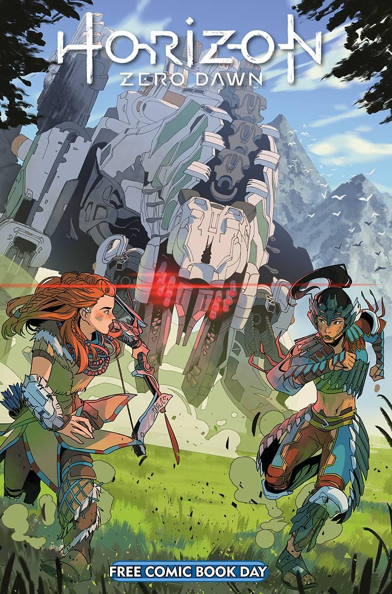 STL148637-1 ComicList: Titan Comics New Releases for 07/22/2020