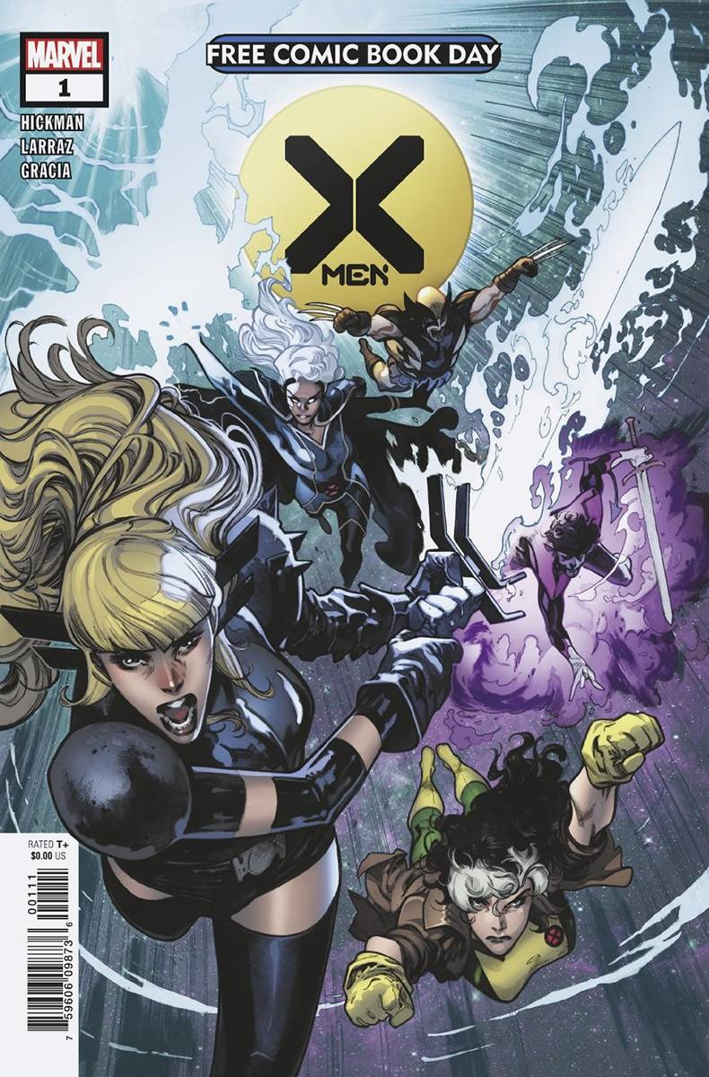 STL149295 ComicList: Marvel Comics New Releases for 07/15/2020