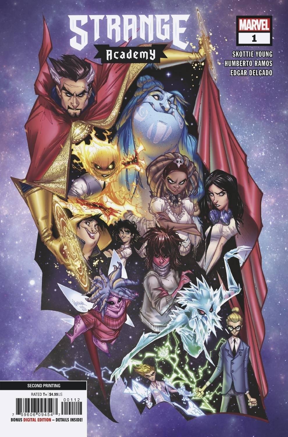 STL158535 ComicList: Marvel Comics New Releases for 07/22/2020