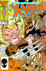 Uncanny-X-Men-213-196x300 X-Keys Revisited: Sabretooth