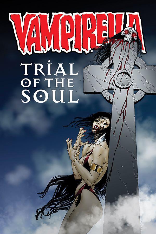 VampiTrialofSoul6x9 Bill Willingham to write VAMPIRELLA: TRIAL OF THE SOUL
